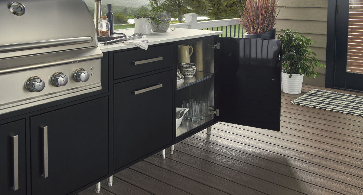 Wolf Home Products Outdoor Cabinetry